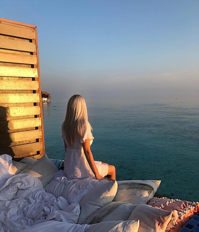 Dưới là đại dương, trên là trăng sao đây có thể là nơi ngủ đẹp nhất thế giới - 9