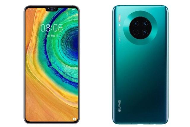 """Lộ ảnh chính thức Huawei Mate 30: Có 4 phiên bản, sở hữu màn hình """"thác nước"""" - 7"""