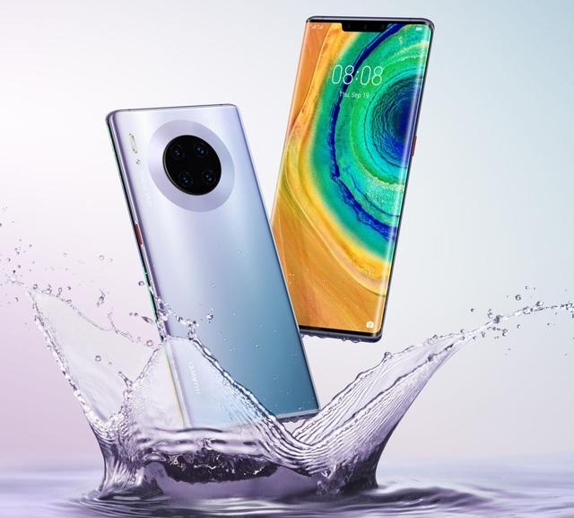 """Lộ ảnh chính thức Huawei Mate 30: Có 4 phiên bản, sở hữu màn hình """"thác nước"""" - 1"""