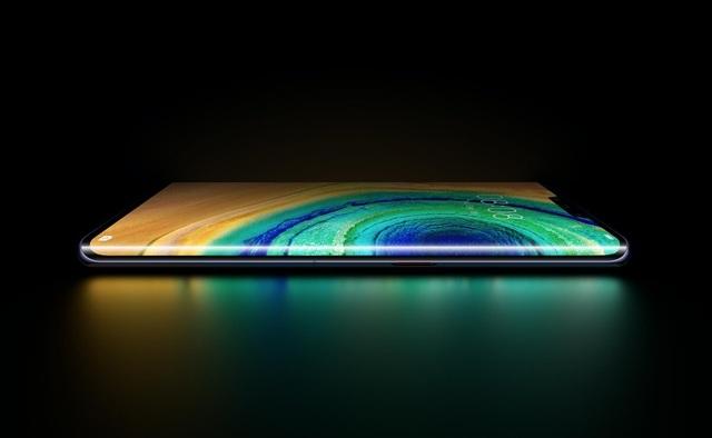 """Lộ ảnh chính thức Huawei Mate 30: Có 4 phiên bản, sở hữu màn hình """"thác nước"""" - 2"""