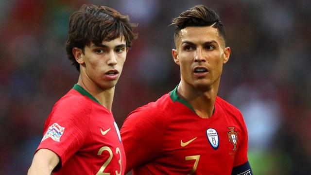 """C.Ronaldo và sự thách thức từ """"thần đồng"""" Bồ Đào Nha - 1"""