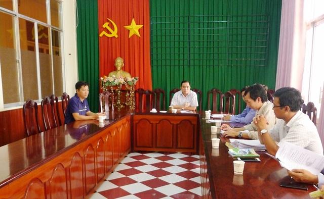 Bài 13: UBND huyện Phú Quốc chính thức thừa nhận ký cấp sổ đỏ có sai sót! - 1
