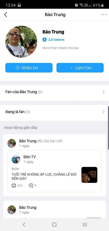 """Hướng dẫn cơ bản cách sử dụng mạng xã hội """"Made in Vietnam"""" Lotus - Ảnh minh hoạ 7"""