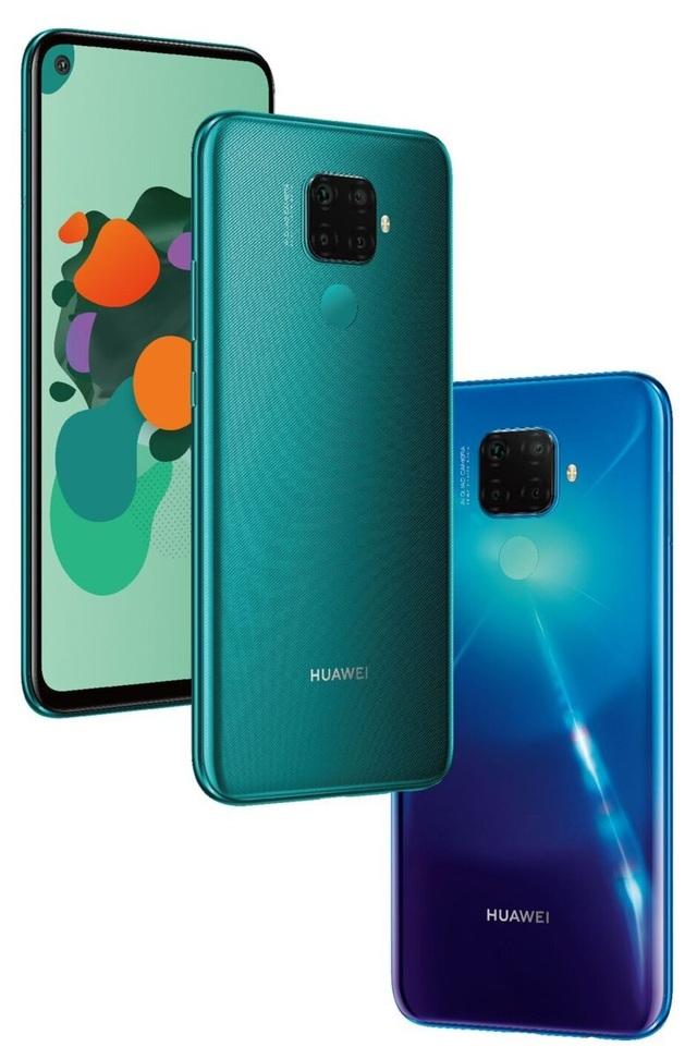 """Lộ ảnh chính thức Huawei Mate 30: Có 4 phiên bản, sở hữu màn hình """"thác nước"""" - 8"""