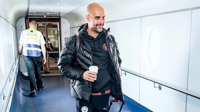 Man City mang đội hình sứt mẻ tới thi đấu với Shakhtar - 1