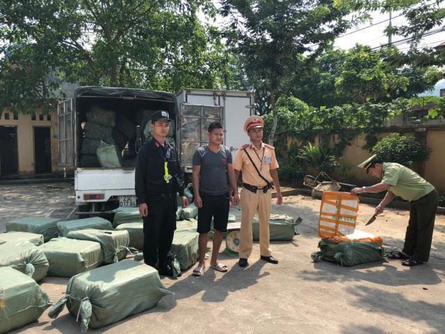 Hơn 5 tấn nầm lợn nhập lậu Trung Quốc chảy nước hôi thối bị bắt giữ - 3