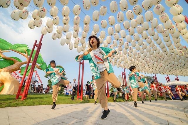 """5 điểm check in """"siêu hot"""" tại Vườn Nhật quy mô hàng đầu Đông Nam Á - 2"""
