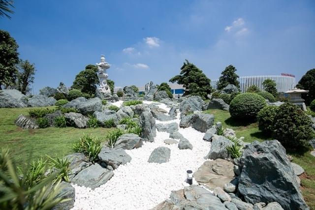 """5 điểm check in """"siêu hot"""" tại Vườn Nhật quy mô hàng đầu Đông Nam Á - 3"""