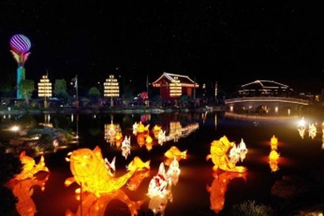 """5 điểm check in """"siêu hot"""" tại Vườn Nhật quy mô hàng đầu Đông Nam Á - 4"""