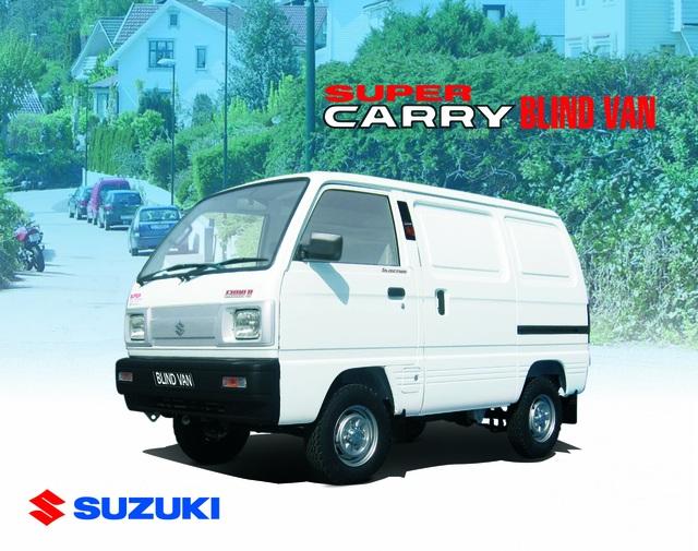 Suzuki Carry - Lựa chọn hợp lý cho xe vận chuyển hàng hóa trong đô thị - 1