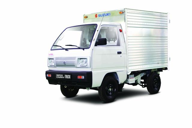 Suzuki Carry - Lựa chọn hợp lý cho xe vận chuyển hàng hóa trong đô thị - 2