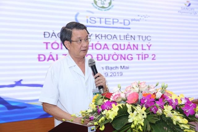 Tập huấn nâng cao điều trị đái tháo đường cho 50 bác sỹ nội tiết khu vực miền Bắc tại bệnh viện Bạch Mai - 1