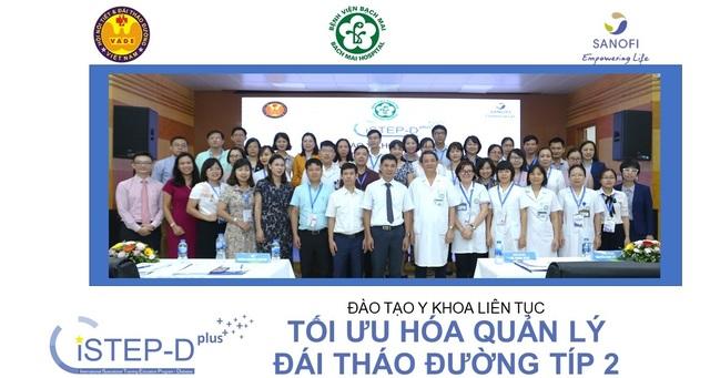 Tập huấn nâng cao điều trị đái tháo đường cho 50 bác sỹ nội tiết khu vực miền Bắc tại bệnh viện Bạch Mai - 4