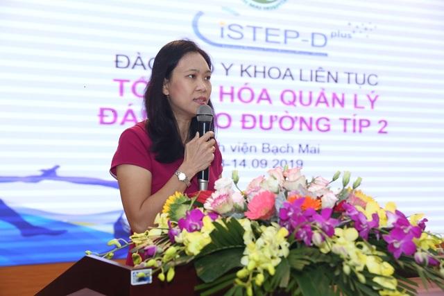 Tập huấn nâng cao điều trị đái tháo đường cho 50 bác sỹ nội tiết khu vực miền Bắc tại bệnh viện Bạch Mai - 5
