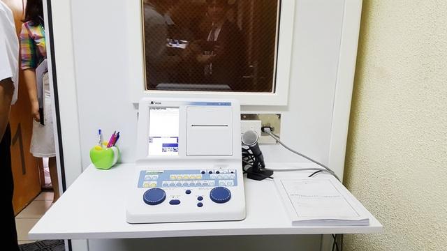 Ra mắt Đơn vị Thính học tại Bệnh viện Trung ương Huế - 5