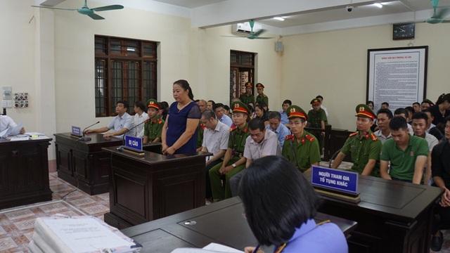 122 người liên quan vắng mặt  trong phiên xử vụ gian lận điểm thi ở Hà Giang - 3