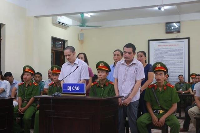 122 người liên quan vắng mặt  trong phiên xử vụ gian lận điểm thi ở Hà Giang - 2