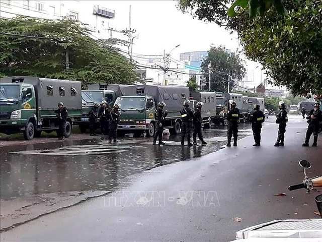 Cảnh sát phong tỏa trụ sở, bắt tạm giam Chủ tịch HĐQT Công ty địa ốc Alibaba - 1