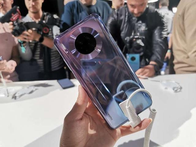 Cận cảnh bộ đôi Huawei Mate 30/30 Pro thiết kế hoàn toàn mới vừa ra mắt - Ảnh minh hoạ 6