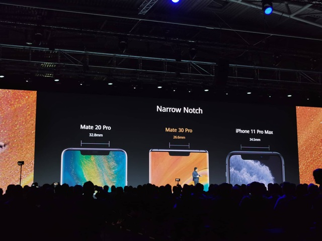 Huawei ra mắt Mate 30/30 Pro, cụm 4 camera, giá từ 20 triệu đồng - Ảnh minh hoạ 3