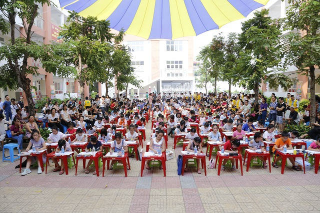 11 năm đồng hành cùng ước mơ của trẻ em Việt Nam - 1