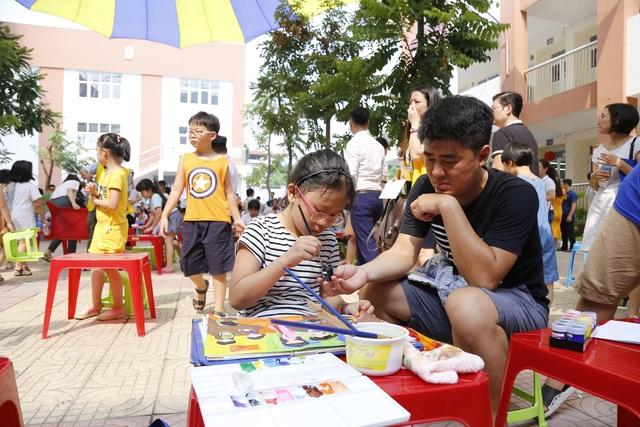 11 năm đồng hành cùng ước mơ của trẻ em Việt Nam - 6