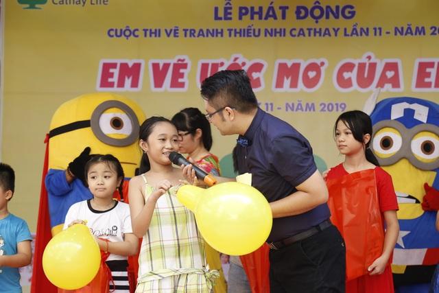 11 năm đồng hành cùng ước mơ của trẻ em Việt Nam - 8