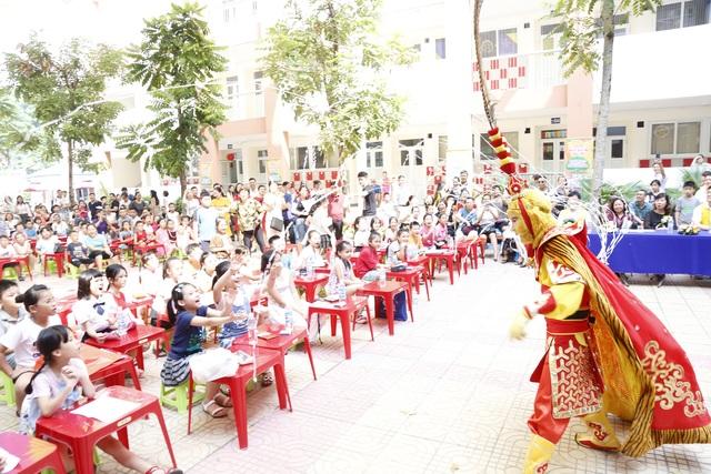 11 năm đồng hành cùng ước mơ của trẻ em Việt Nam - 9
