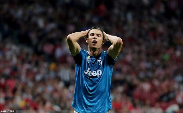 C.Ronaldo tịt ngòi, Juventus rơi điểm đáng tiếc trước Atletico Madrid - 1