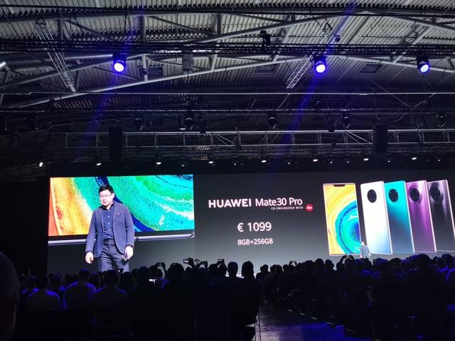 Huawei ra mắt Mate 30/30 Pro, cụm 4 camera, giá từ 20 triệu đồng - Ảnh minh hoạ 11