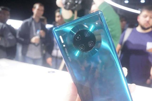 Cận cảnh bộ đôi Huawei Mate 30/30 Pro thiết kế hoàn toàn mới vừa ra mắt - Ảnh minh hoạ 2