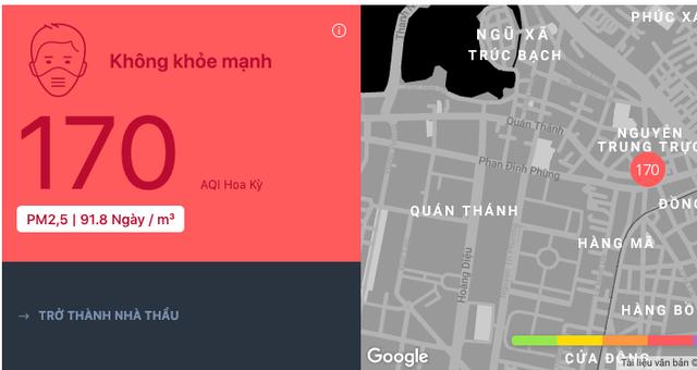 """Vì sao bụi mịn PM2.5 trong không khí Hà Nội là """"sát thủ thầm lặng? - 1"""