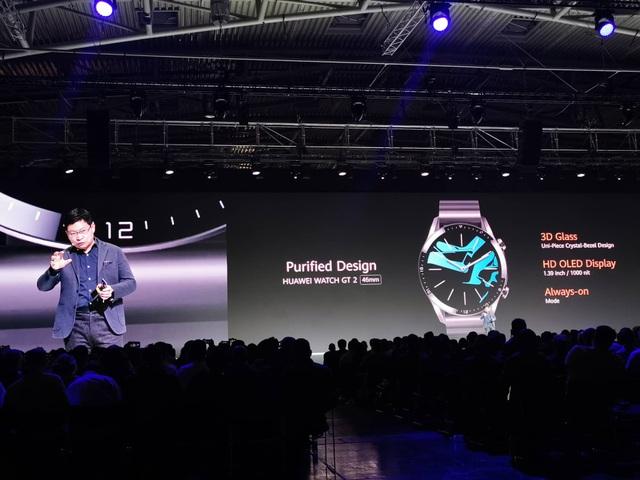 Huawei ra mắt Mate 30/30 Pro, cụm 4 camera, giá từ 20 triệu đồng - Ảnh minh hoạ 8