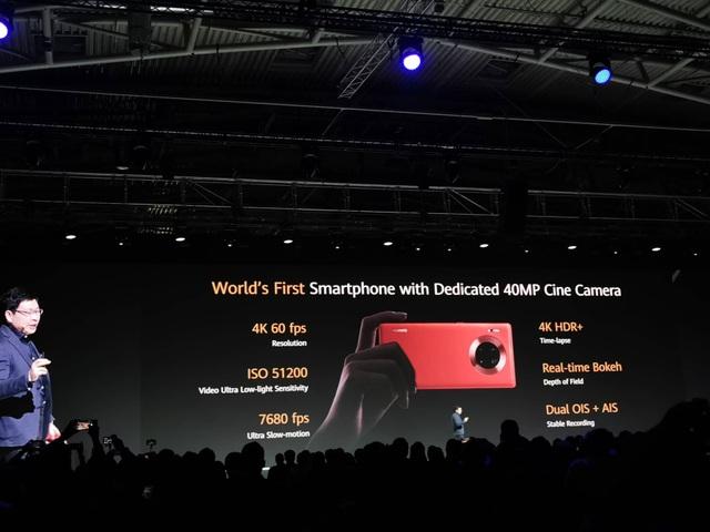 Huawei ra mắt Mate 30/30 Pro, cụm 4 camera, giá từ 20 triệu đồng - Ảnh minh hoạ 5