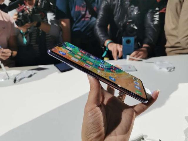 Cận cảnh bộ đôi Huawei Mate 30/30 Pro thiết kế hoàn toàn mới vừa ra mắt - Ảnh minh hoạ 7
