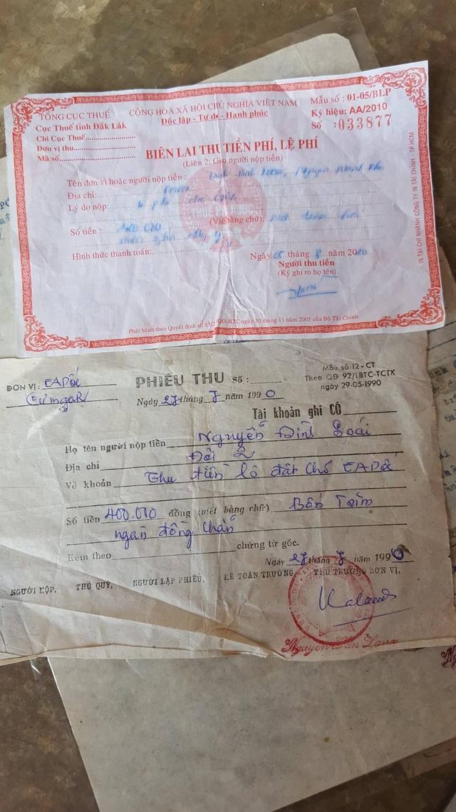 Đắk Lắk: Gần 200 hộ dân mòn mỏi chờ cấp sổ đỏ sau 30 năm mua đất của nhà nước - 2