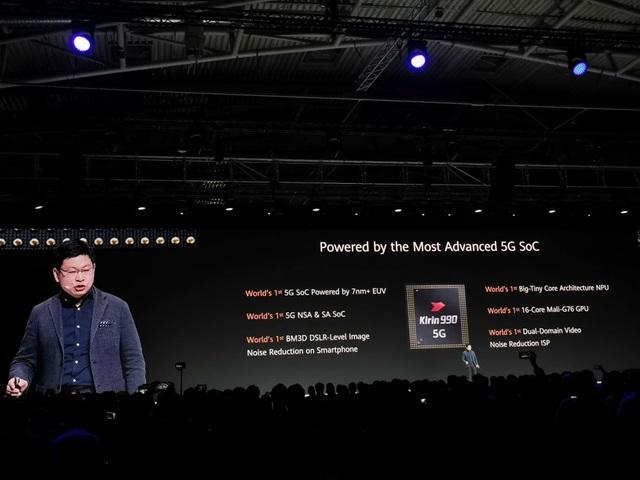 Huawei ra mắt Mate 30/30 Pro, cụm 4 camera, giá từ 20 triệu đồng - Ảnh minh hoạ 4