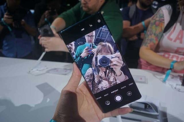 Cận cảnh bộ đôi Huawei Mate 30/30 Pro thiết kế hoàn toàn mới vừa ra mắt - Ảnh minh hoạ 9