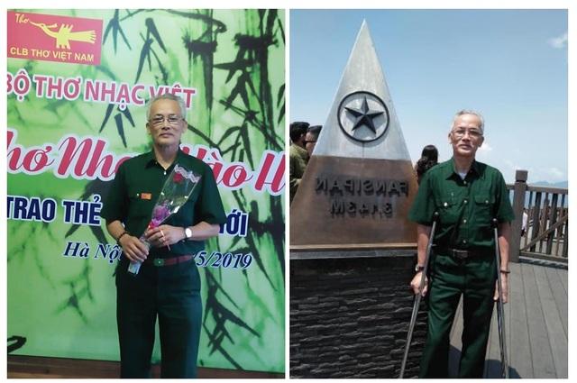 Lời nhắn nhủ của người lính già chiến thắng bệnh ung thư đã di căn - 3