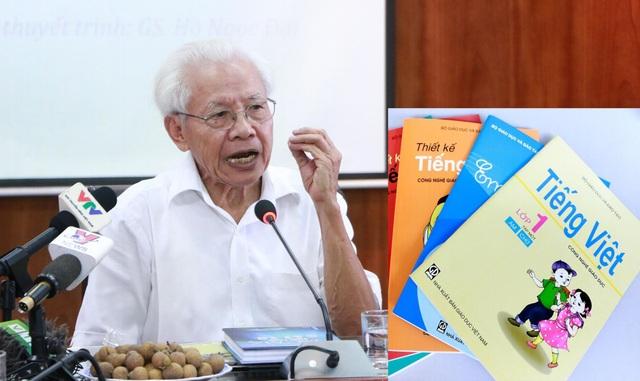 PGS. TSKH Nguyễn Kế Hào tiếp tục gửi thư đến Phó Thủ tướng về sách Công nghệ Giáo dục - 3