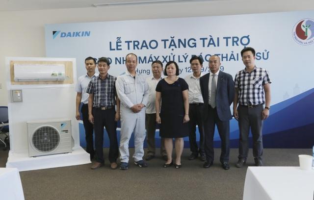 Daikin – Chung tay bảo vệ môi trường - 2