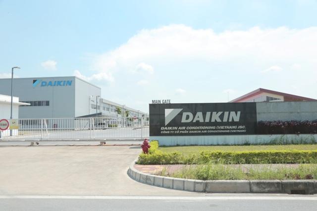 Daikin – Chung tay bảo vệ môi trường - 3