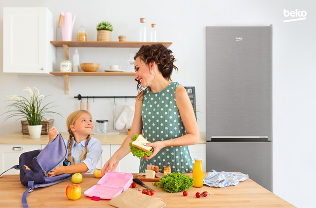 Bí quyết bổ sung dinh dưỡng mùa tựu trường cho bé - 1