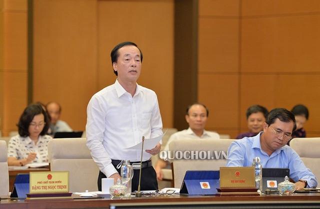 """Bộ trưởng Bộ Xây dựng: Pháp luật không quy định """"phạt cho tồn tại"""" - 2"""