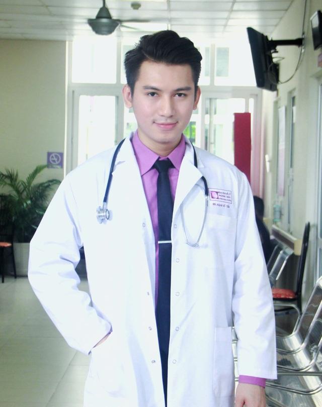 Bác sĩ 9X điển trai chọn chuyên khoa hiếm muộn làm sự nghiệp - 1