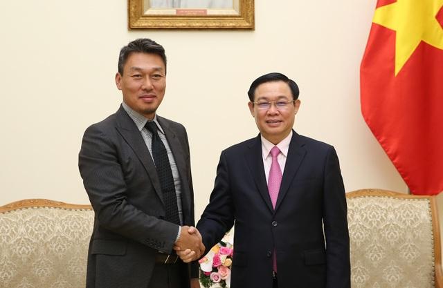 Việt Nam muốn làm theo Hàn Quốc về thanh toán không dùng tiền mặt - 1