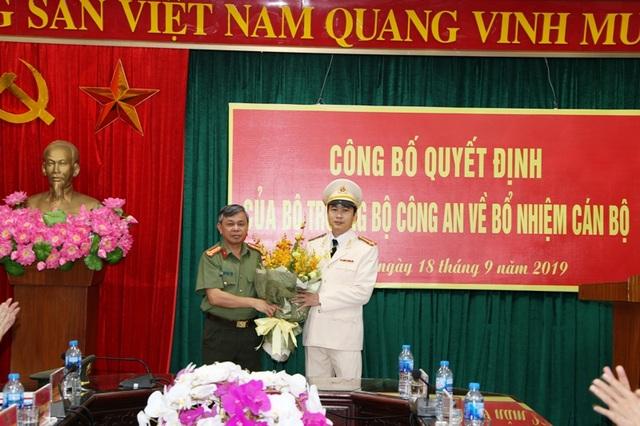 Công an Hà Nam có tân Phó giám đốc - 2