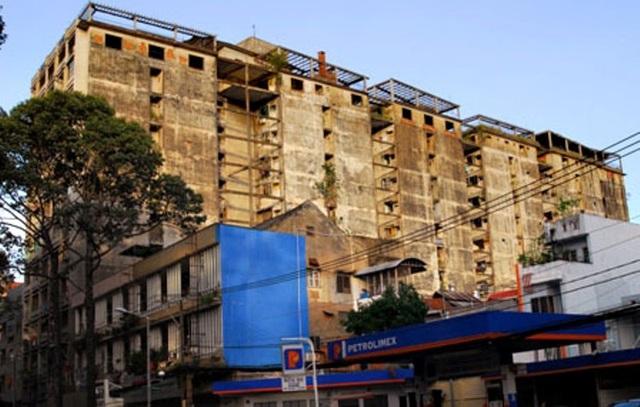 """TPHCM: Nhà đầu tư chưa mặn mà với cải tạo chung cư """"hết đát"""" - 1"""