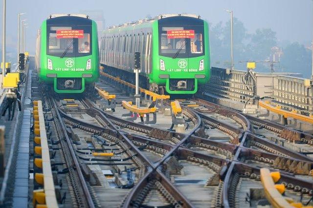 """Tư vấn Pháp """"lo"""" hệ thống an toàn của đường sắt Cát Linh - Hà Đông! - 1"""