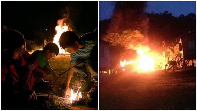 Châm lửa đốt hết 12 ngôi nhà chỉ vì muốn…. gặp lính cứu hỏa! - 1